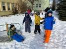 Zimowy w-f w klasie II a